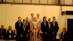Scottish NDP and FIG Finals Medal winners