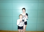 Emma and Ellie - Scottish bronze medallists 2012, G3 WP