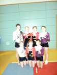 Scottish medallists 2012