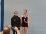 Molly Murray wins gold at Tumble Competition - National 1 13yrs +