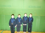 Amy, Ella, Cara and Bailey - Preparatory B WP