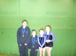 Laura, Christina, Hollie and Chloe - G1 WP