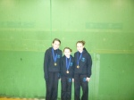 Ainslie, Aimee and Jess - G1 WG