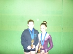 Sarah and Holly - Highest Scoring Pair